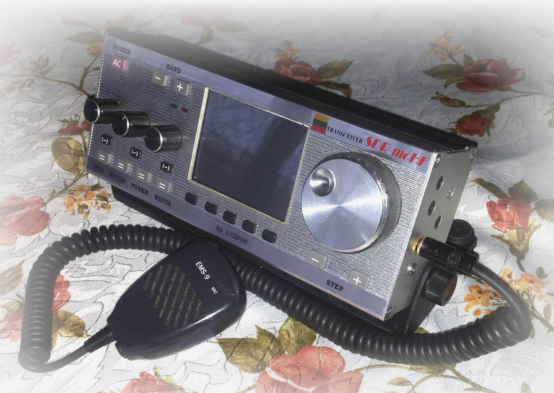 Радио наборы - SDR-RUS